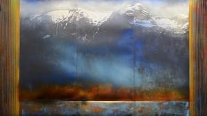 Geir Nymark: Høst - 148 x 87cm