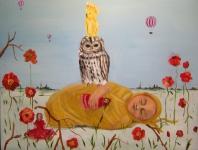Sova liten_ olja paa duk_ 89x116