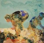 63. Sea shell.  20x20 - 2011
