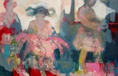 En hel evighet. 110x170 - 2012